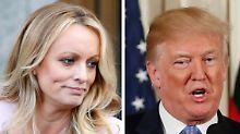 Memoiren von Stormy Daniels: Pornostar enthüllt Details über Trump-Affäre