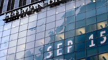 Zehn Jahre nach der Lehman-Pleite wird noch immer über die Ursachen gestritten.