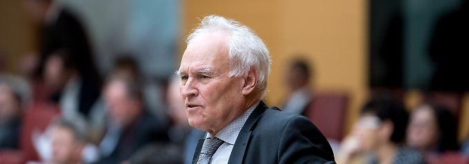 """""""Miserables"""" Erscheinungsbild: Huber eröffnet Debatte über Seehofer"""