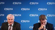 """Mehr Anstand im CSU-Wahlkampf: """"Ich halte das für einen großen Witz"""""""