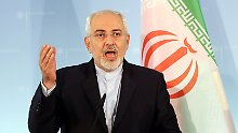 "Wenn EU US-""Diktat"" folgt: Iran droht mit verstärkter Urananreicherung"