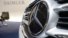 Grünes Licht von Behörde: Daimler beginnt mit Software-Updates