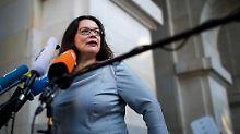 RTL/n-tv Trendbarometer: SPD klettert aus Umfragetief