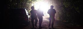 Mahnwache der Braunkohlegegner: Zahlreiche Festnahmen im Hambacher Forst