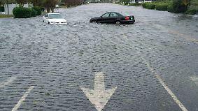 """""""Solche Fluten habe ich noch nie gesehen"""": """"Florence"""" hat US-Ostküste fest im Griff"""