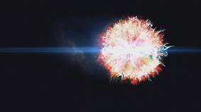 n-tv Dokumentation: Das Universum - Gefahren des Weltalls