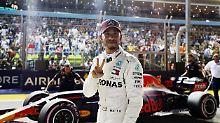 Lewis Hamilton beweist derzeit, dass er der beste Fahrer ist - und ein funktionierendes Team hat.