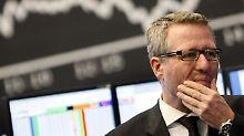 Der Börsen-Tag: Europas Börsen tief im Minus - Dax testet die 12.000