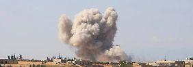 Russland und Türkei einigen sich: Demilitarisierte Zone um Idlib geplant