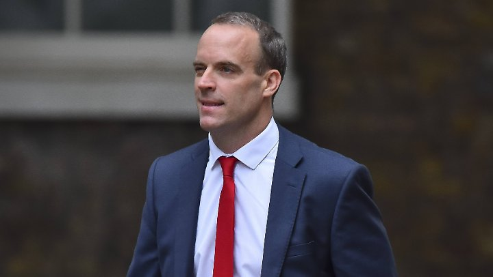 Dominic Raab - Verfechter des Brexit