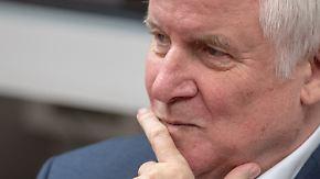 Innenminister in der Klemme: Seehofer droht über Causa Maaßen zu stürzen