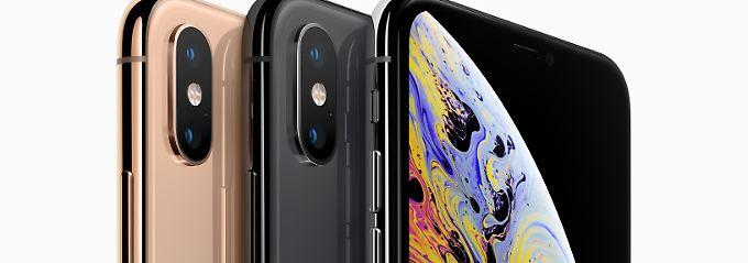 Super, aber besser noch warten: Das iPhone XS in ersten Tests