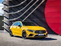 Ein Prinz neben dem König: Mercedes-AMG bringt A 35
