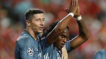 Mut des Bayern-Trainers belohnt: Problemfall Sanches feiert Traum-Comeback