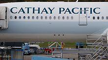Peinliche Panne im Flugbetrieb: Airline schreibt Namen auf Flugzeug falsch