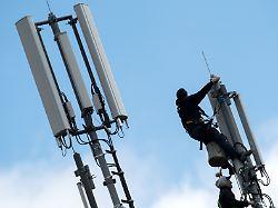 """Deutschlands neuer Mobilfunk: 5G-Netzausbau wird """"unfassbar teuer"""""""