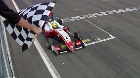 Formel-3-Titel in greifbarer Nähe: Mick Schumacher katapultiert sich zum nächsten Angriff
