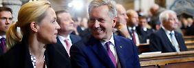 Rechnungshof rügt teure Regelung: Kritik an Luxus für Alt-Bundespräsidenten