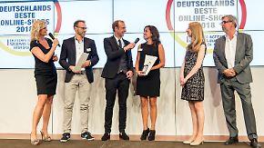 n-tv Ratgeber: Kunden küren Deutschlands beste Onlineshops