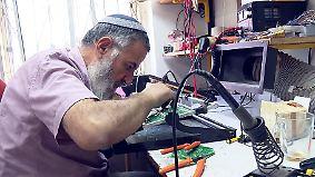 Koschere Maschinen: Wie israelische Erfinder Gott austricksen