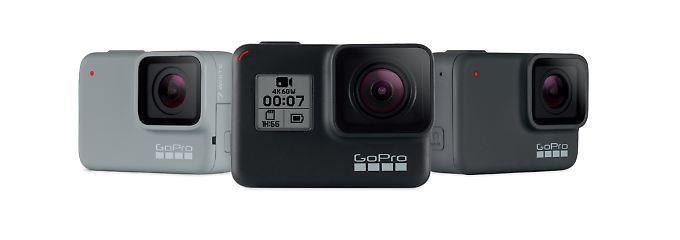 Da wackelt nichts: Was kann die GoPro Hero 7 Black?