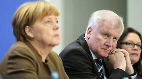 """""""Wir haben uns alle drei geirrt"""": Neuer Maaßen-Deal soll Regierungs-Gau verhindern"""