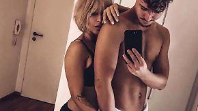 Promi-News des Tages: Michelle überrascht mit intimem Pärchen-Selfie