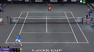 Ausraster beim Laver Cup: McEnroe und Kyrgios knöpfen sich Tennis-Schiri vor