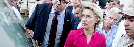 Prüfer decken Verstöße auf: Verteidigungsministerium trickst bei Beratern