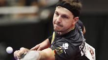 Siebter Einzeltitel in Alicante: Boll holt Gold bei Tischtennis-EM