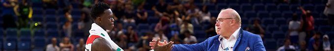 """Der Sport-Tag: 17:45 Basketball-Präsident: """"Keine Anknüpfungspunkte"""" mit AfD"""
