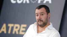 Salvini jubiliert: Italien verschärft Asylrecht per Dekret