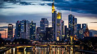 Drohende Wohnungsnot in Frankfurt: Brexit-Banker zieht es an die Mainmetropole