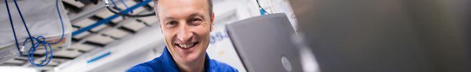 Der Tag: 12:21 Deutschland bekommt seinen zwölften Astronauten
