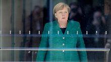 Reaktionen auf Unionsbeben: GroKo irritiert - Opposition sieht Merkel-Ende