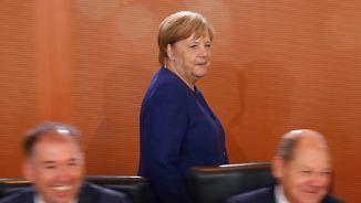 FDP fordert Vertrauensfrage: Hat die Merkel-Dämmerung begonnen?