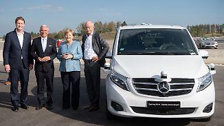 Wechsel an Konzernspitze: Schwede beerbt Zetsche bei Daimler