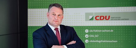 Sächsischer CDU-Fraktionschef: Hartmann schließt Koalition mit AfD nicht aus