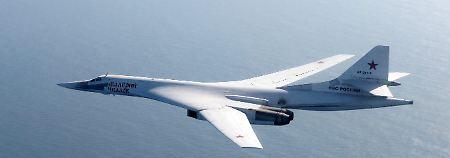 Über der Ostsee: Nato-Jets fangen russische Bomber ab