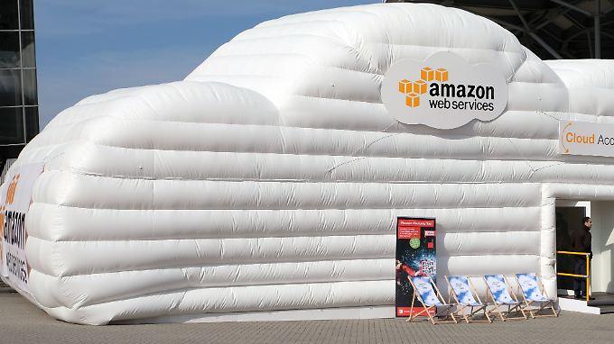 Das Geschäft mit dem Cloud Computing beschert Amazon Milliardengewinne.