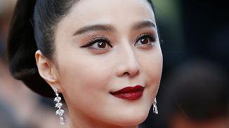 In Ungnade gefallen: Chinesischer Superstar Fan Bingbing bleibt verschollen