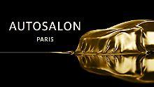 Der Autosalon in Paris öffnet am 04. Oktober seine Pforten.