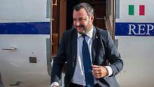 """Nachvollziehbarer Unsinn"": Italien will Versprechen auf Pump finanzieren"