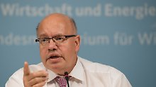 Defizite in der Energiewende: Rechnungshof wirft Altmaier Versagen vor