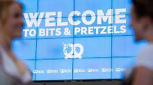 Böhmermann kommt auch: Startup-Szene trifft sich bei Bits & Pretzels