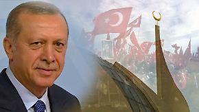 Fest für Erdogan-Fans verboten: Ditib stößt Köln mit Moschee-Eröffnung vor den Kopf