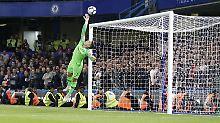 Man United verliert kläglich: Traumtor rettet Liverpool gegen Chelsea