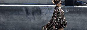 """""""Echte"""" Frauen bei Fashion Week: Longoria und McDowell erhellen die Modewelt"""