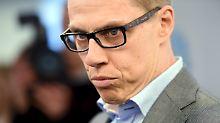 Konkurrent für Manfred Weber: Auch Stubb will Juncker beerben