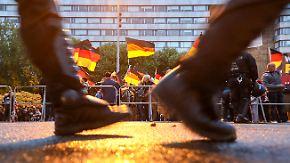 """""""Elite der Rechten"""" oder """"naiv und dumm""""?: Chemnitzer Terroristen wollten sich am NSU messen"""